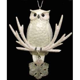Harry Potter Inspired Owl Ornaments