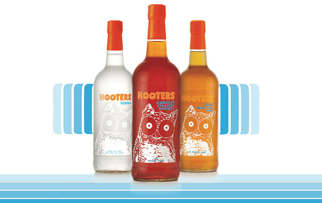 Restaurant-Branded Spirits Collections