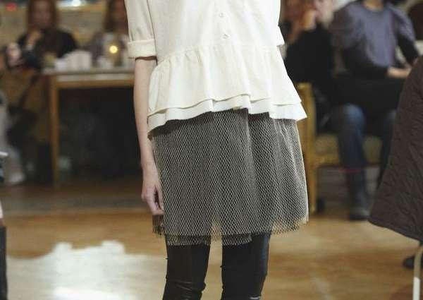 Metal Mesh Skirts