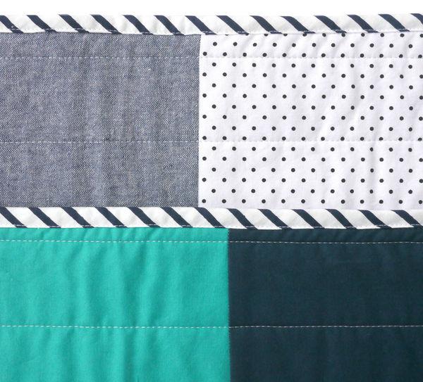 Modern Patchwork Blankets