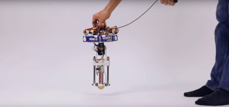 Untethered Hopping Robots