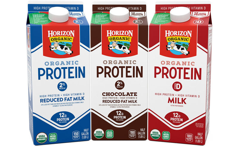 Protein-Enriched Dairy Drinks