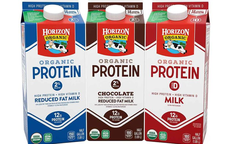 Carbon-Positive Dairy Brands