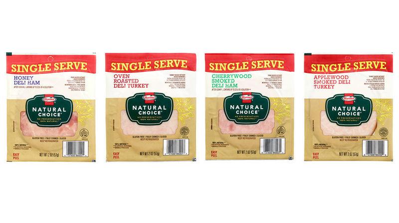 Single-Serve Deli Meats