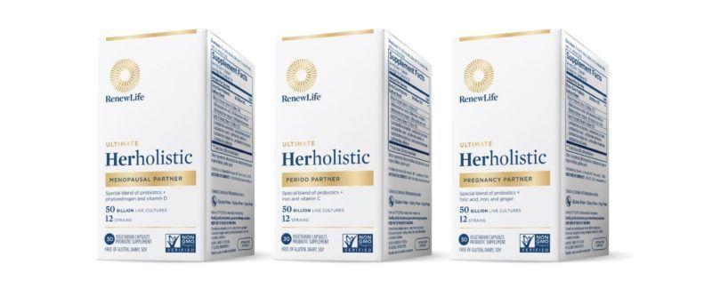 Probiotic Hormonal Supplements