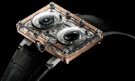 Classic Techie Timepieces