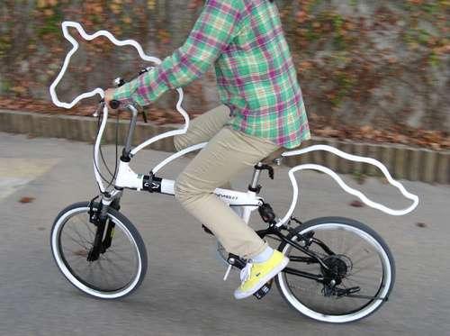 DIY Pony Bikes