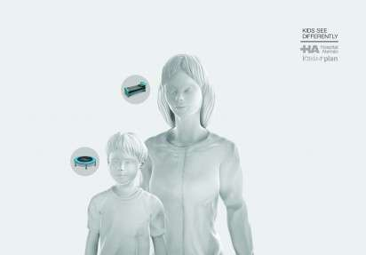Kid Perspective Campaigns