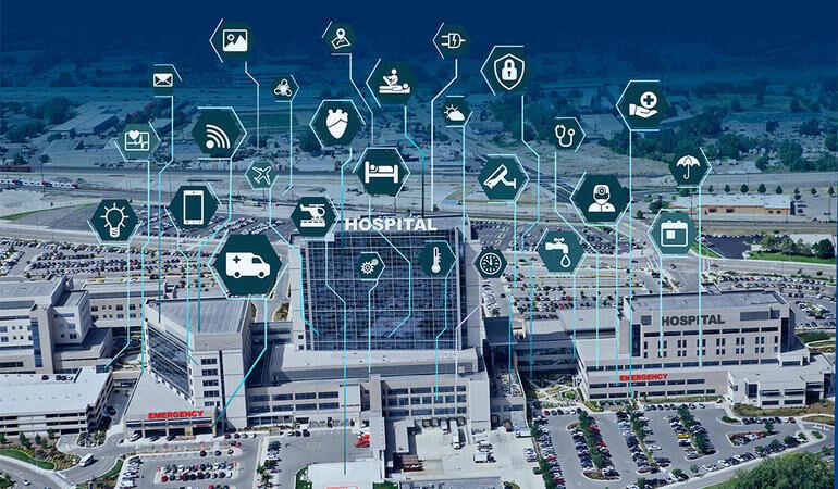 Hyper-Connected Hospital Platforms