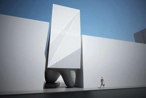 Eroding Monolithic Edifices