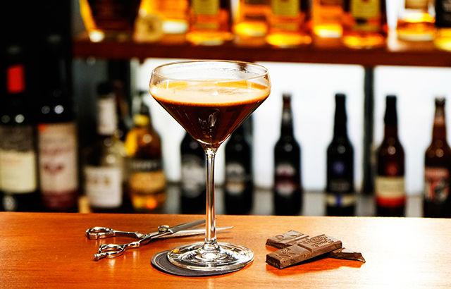 Festive Cocoa Cocktails
