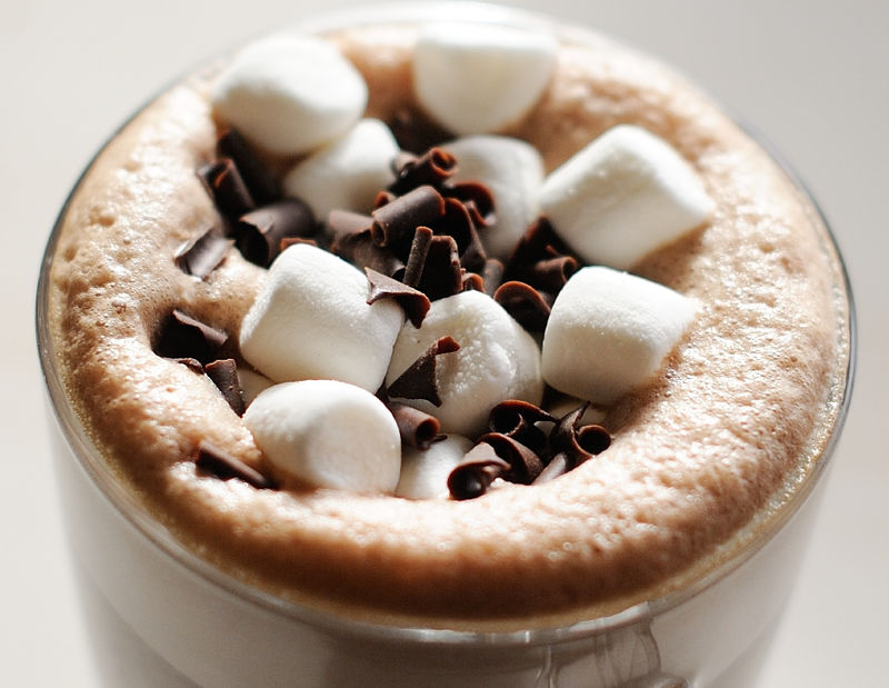 Hot Chocolate-Inspired Teas