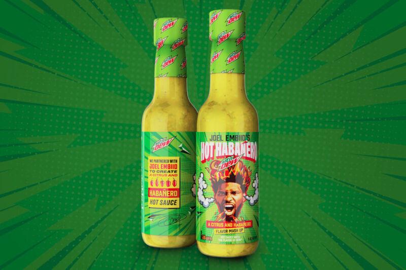 Collaborative Soda Hot Sauces