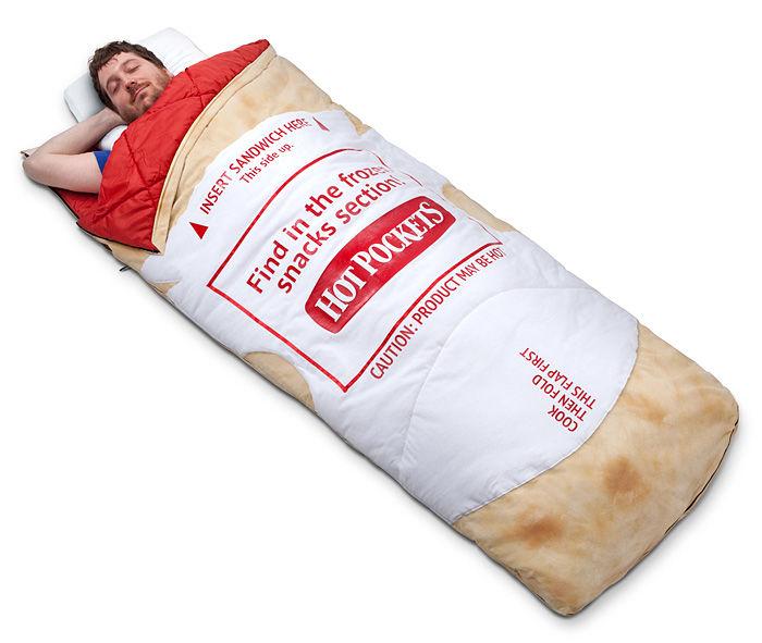 Pizza Roll Sleeping Bags