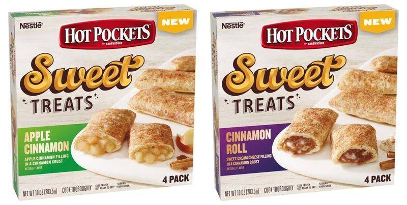 Pie-Like Pocket Snacks