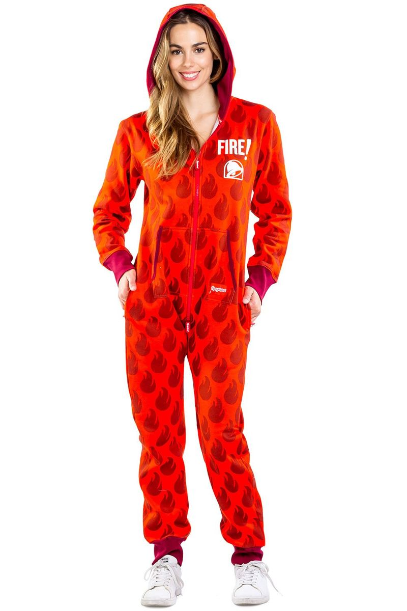 Hot Sauce-Branded Jumpsuits