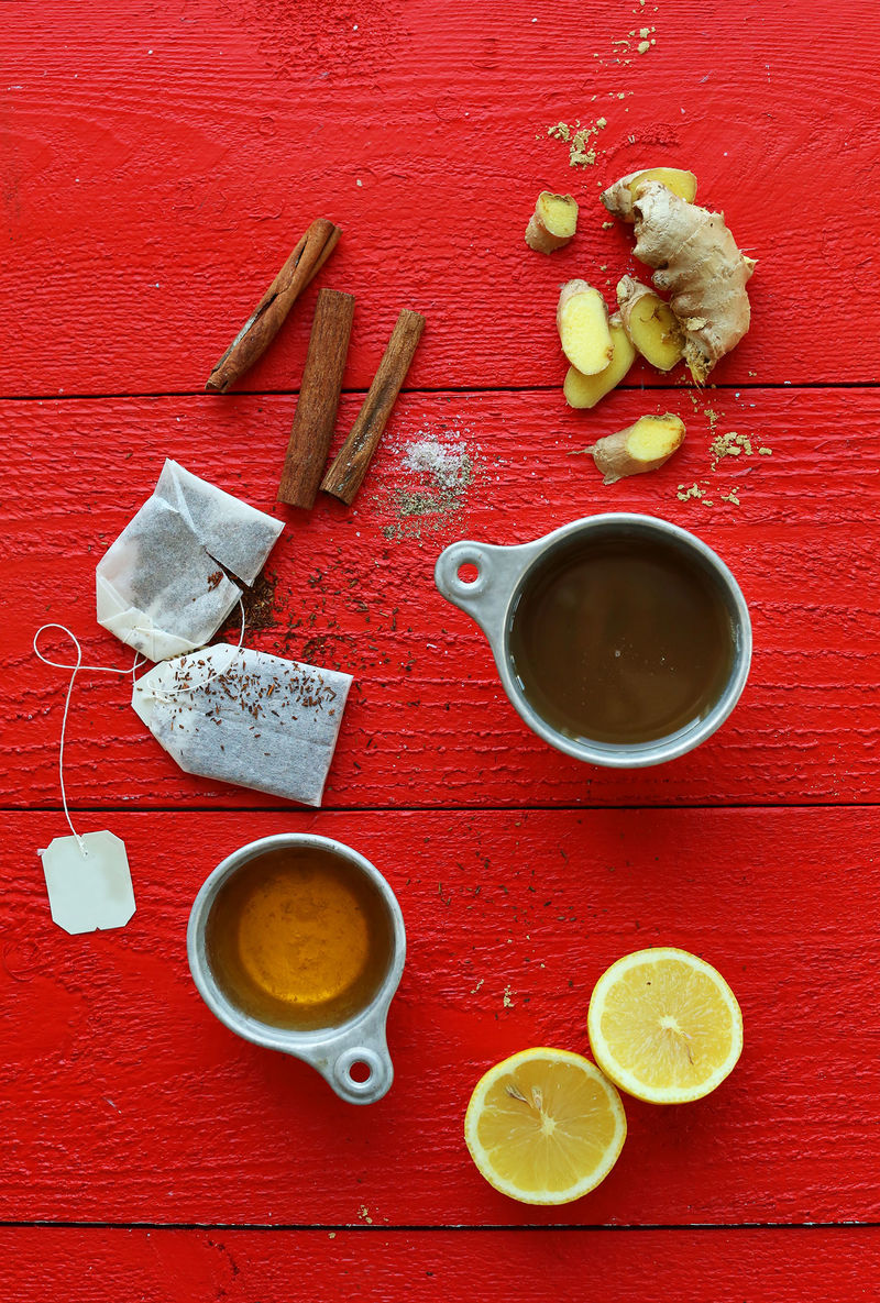 Rooibos Hot Toddies