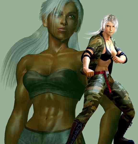 Glamorization of Video Game Characters