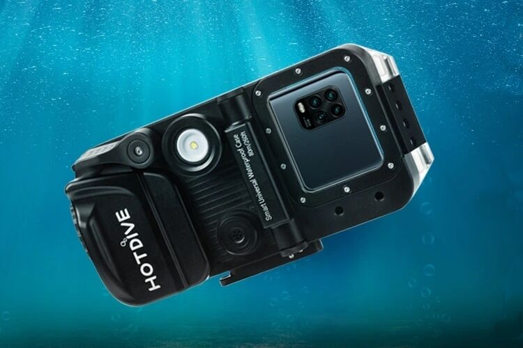 Smartphone-Powered Dive Computers