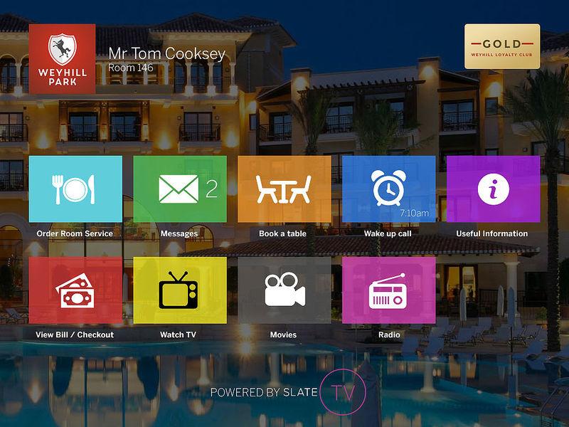 In-Suite Concierge Apps