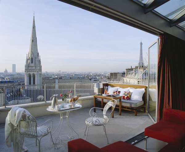 Parisian Lux Lodgings