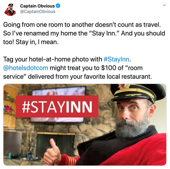 Hotel Social Distancing Ads