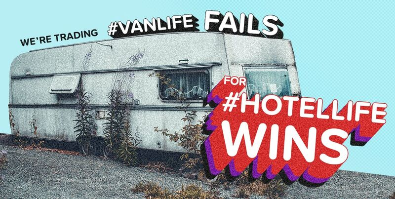 RV-Themed Hotel Promotions