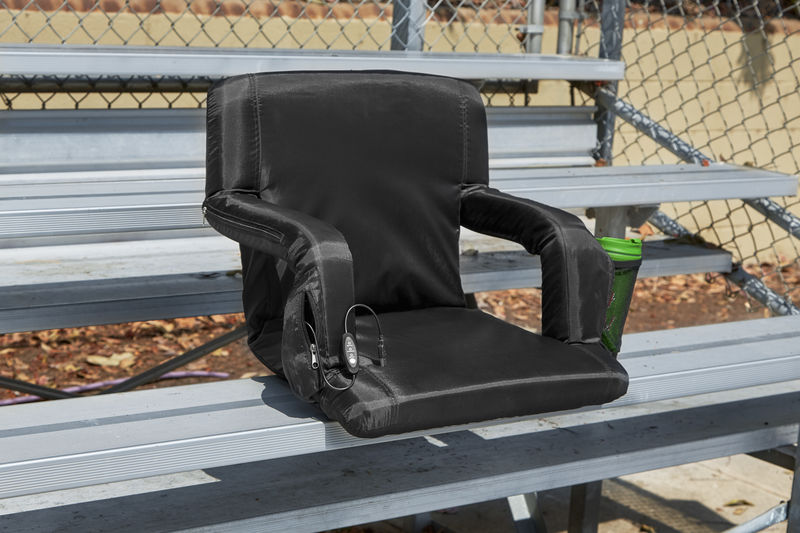 Heated Stadium Chairs
