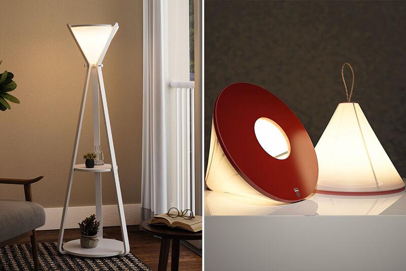 Interactive Multipurpose Illuminators