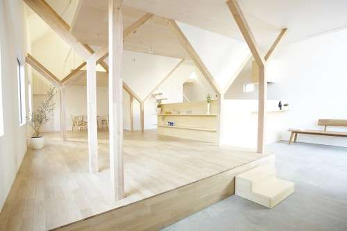 Whimsical Y-Shaped Dwellings