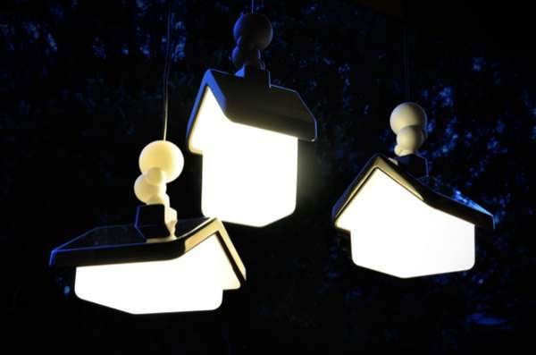Delightful Illuminating Abodes