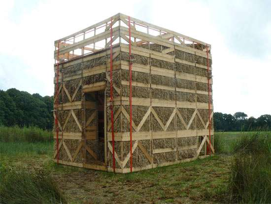 Hay Stack Houses