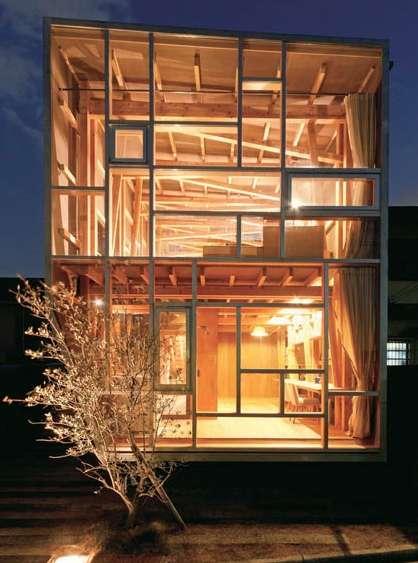 Wooden Wonder Houses
