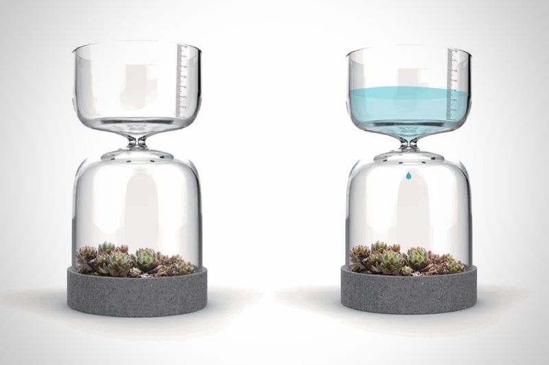 Tech-Free Watering Planters