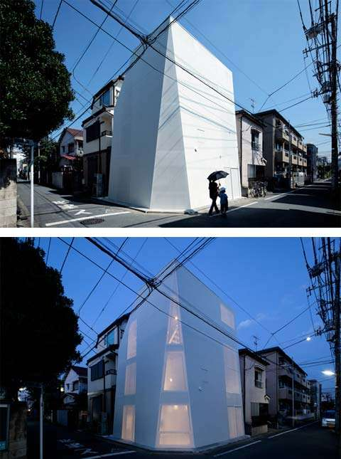 Transparent Teepee Abodes