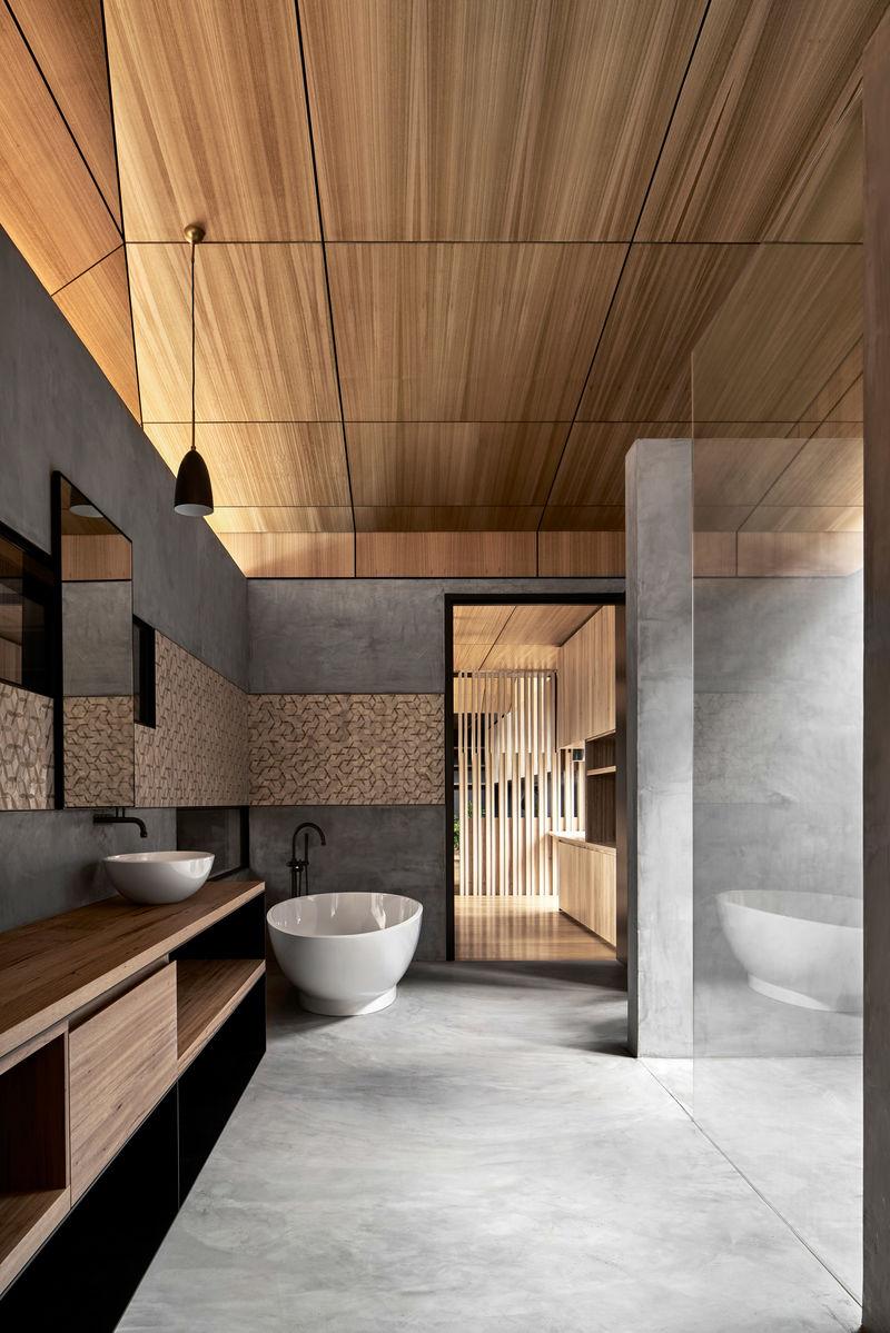 Ultra-Contemporary Island Homes