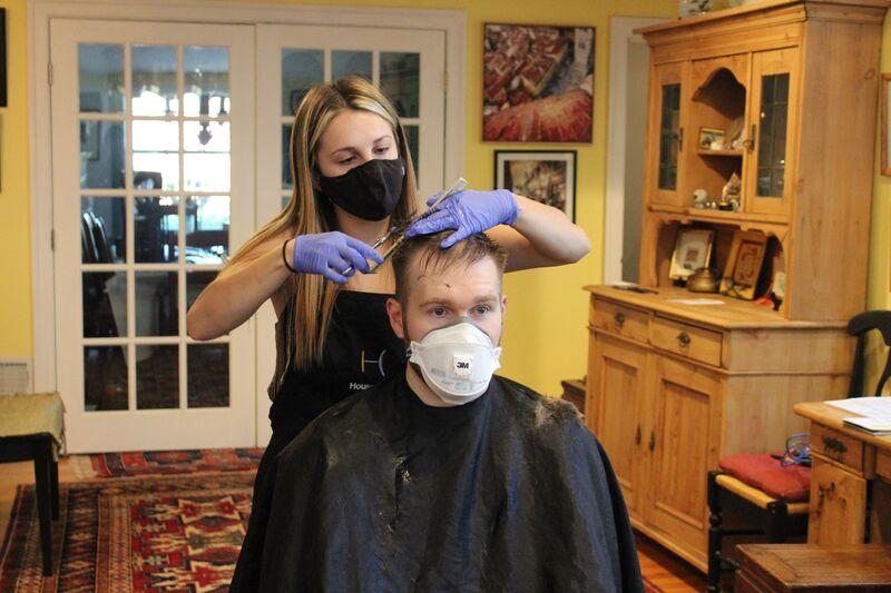 At-Home Haircut Platforms