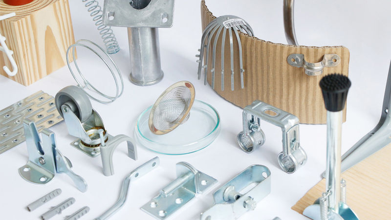 Hardware-Derived Household Designer Goods