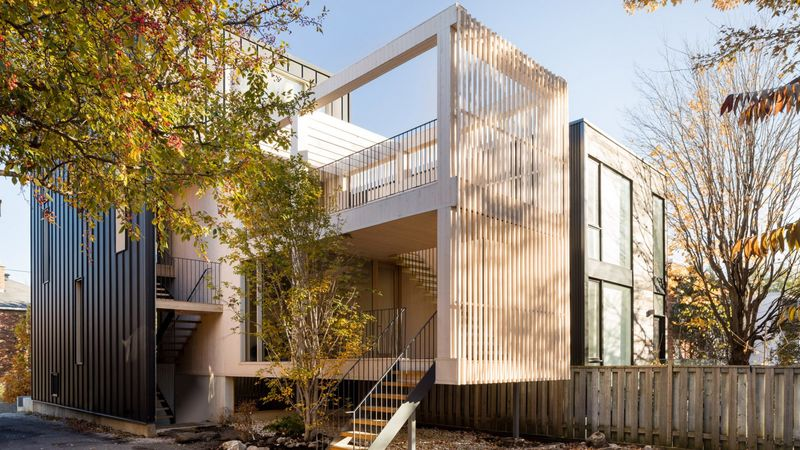 House-Like Apartments