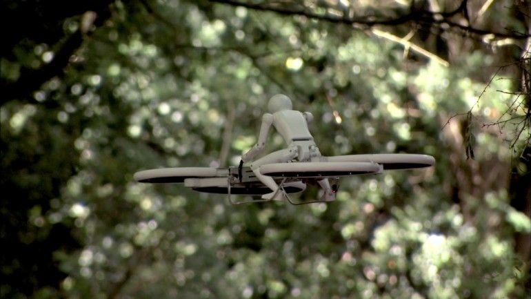 Drone Hoverbike Toys