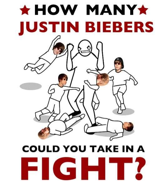 Fighting Teen Idols