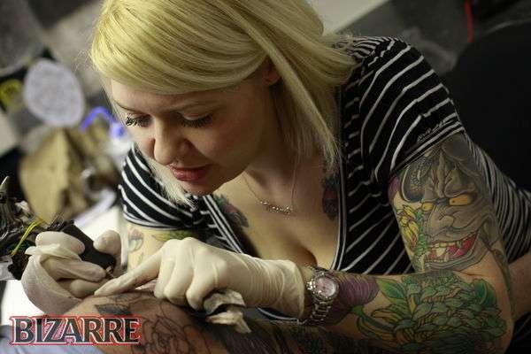 Tattoomentaries