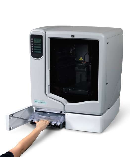 Easy-to-Use 3D Printers