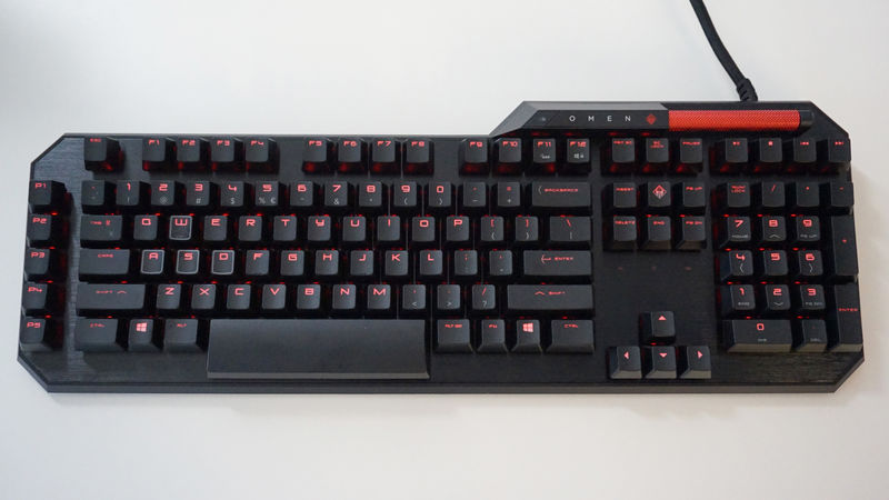81acc1dee0a Optical Mechanical Keyboards : HP Omen Sequencer