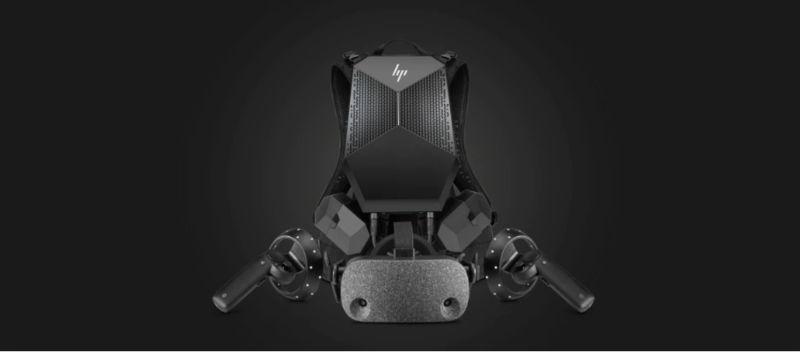Workplace-Focused VR Backpacks