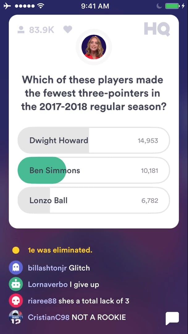 Sports-Themed Trivia Apps