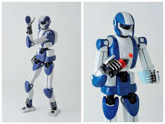 Robotic Office Boys