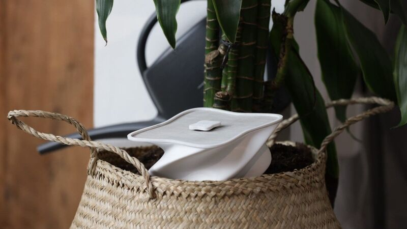 App-Connected Plant Care Devices
