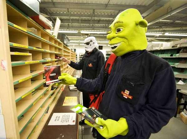 Masked Mailmen
