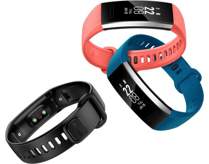 Telecom Brand Fitness Trackers